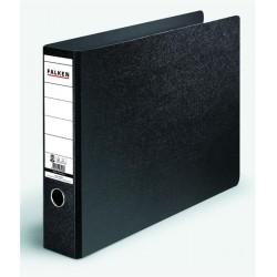 Biblioraft Falken, A3, 75 mm, negru