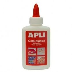 Lipici Apli, 40 g, non-toxic, fara solventi, alb