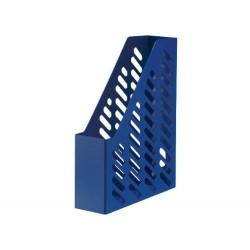 Suport vertical plastic pentru cataloage HAN Klassik - albastru