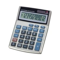 Calculator de birou Memoris-Precious M12D, 12 digiti