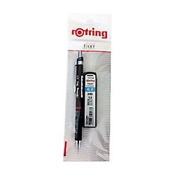 Set Rotring(creion mecanic Tikky III Original, 0.7 mm + mine 0.7 mm HB)