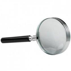 Lupa D65mm, lentila sticla, 5x, ALCO