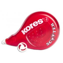Banda corectoare Kores Scooter, 4.2 mm x 5 m