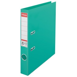 Biblioraft Esselte No.1, PP, 50 mm, PP, verde deschis