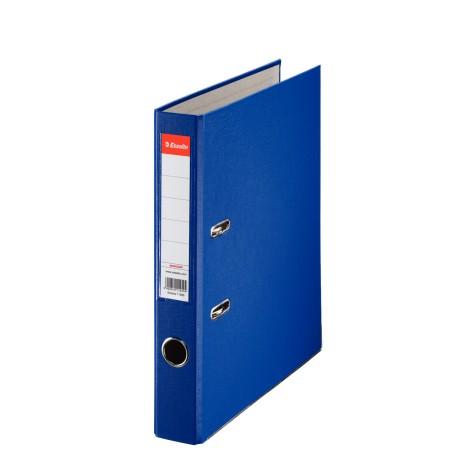 Biblioraft Esselte Economy, 50 mm, albastru