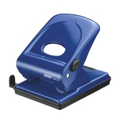 Perforator metalic RAPID FMC40, 40 coli - albastru