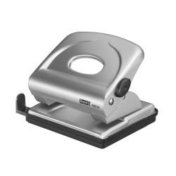 Perforator metalic RAPID FMC25, 25 coli - argintiu