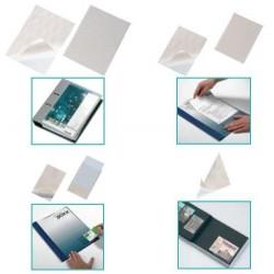 Buzunare autoadezive Durable, A4, 3 bucati/set