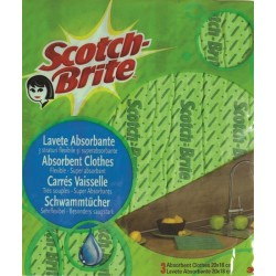 Laveta uz general super rezistenta Scotch-Brite, 32 x 38 cm, 5 bucati/set
