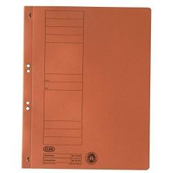 Dosar carton cu capse 1/1 ELBA Smart Line - orange