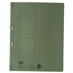 Dosar carton cu capse 1/1 ELBA Smart Line - verde