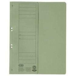 Dosar carton cu capse 1/2 ELBA Smart Line - verde