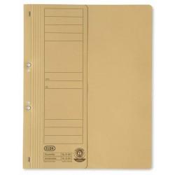 Dosar carton cu capse 1/2 ELBA Smart Line - galben