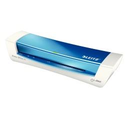 Laminator Leitz iLAM Home Office A4-albastru metalizat