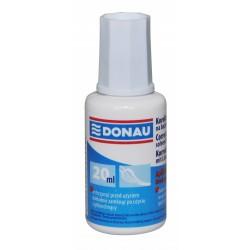 Fluid corector cu pensula, 20 ml, DONAU