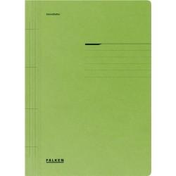 Dosar Falken cu sina, A4, 250 g/mp, verde