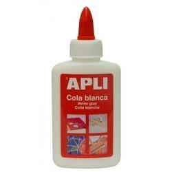 Lipici Apli, 100 g, non-toxic, fara solventi, alb