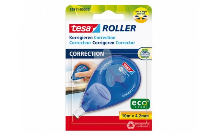 Banda corectoare Tesa Basic, 4.2mm x 10m