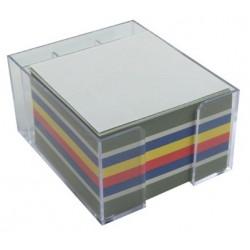 Cub de hartie color cu suport model