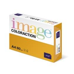 Hartie color Coloraction, A4, 80 g, 500 coli/top, portocaliu - Venezia