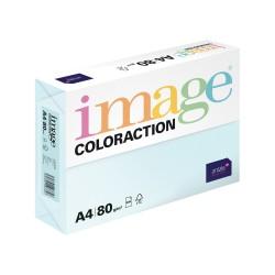 Hartie color Coloraction, A4, 80 g, 500 coli/top, bleu pal - Lagoon