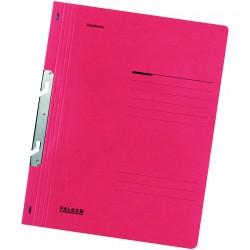 Dosar de incopciat 1/1 Falken, carton, 250 g/mp, rosu
