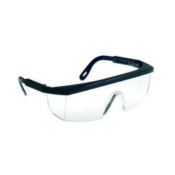 Ochelari protectie Sacla Ecolux, rama albastra, lentile incolore