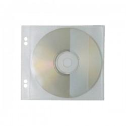 File Flaro pentru CD-uri, capacitate 1 CD, 10 bucati/set