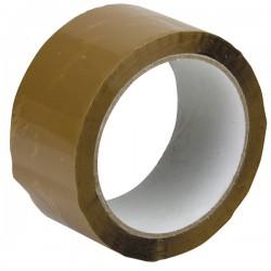 Banda adeziva de ambalare maro Bedax, 48mmx66y, 6 bucati/set