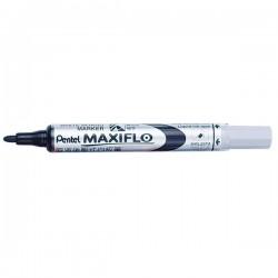 Marker pentru tabla Pentel Maxiflo, 4 mm, negru