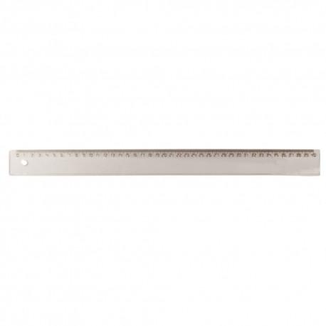 Rigla plastic, 40 cm