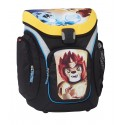 Ghiozdan scoala Explorer + sac sport, LEGO Core Line - design Chima Fire & Ice