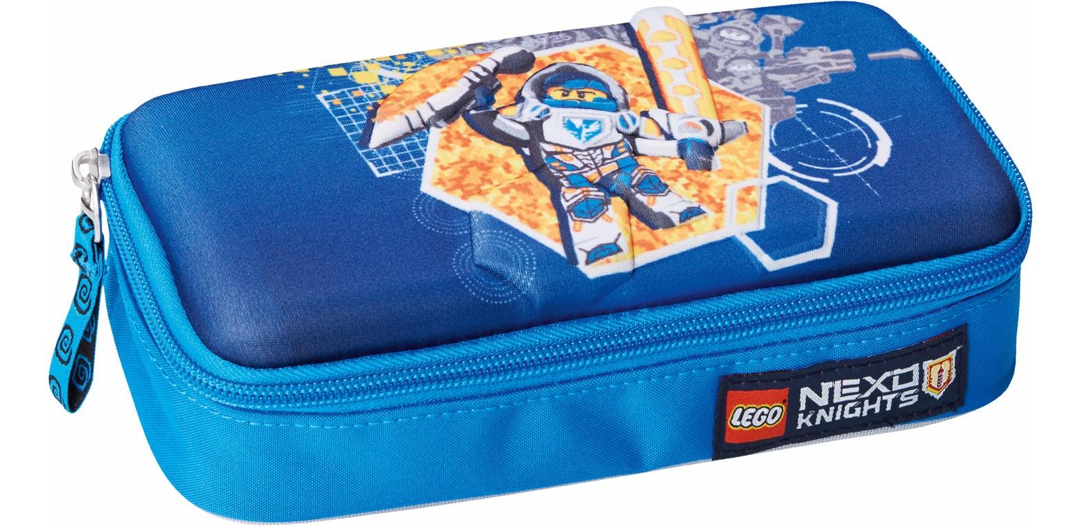 Penar neechipat, 3D, LEGO Core Line - design bleu Nexo Knights