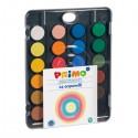 Acuarele Primo, 24 culori