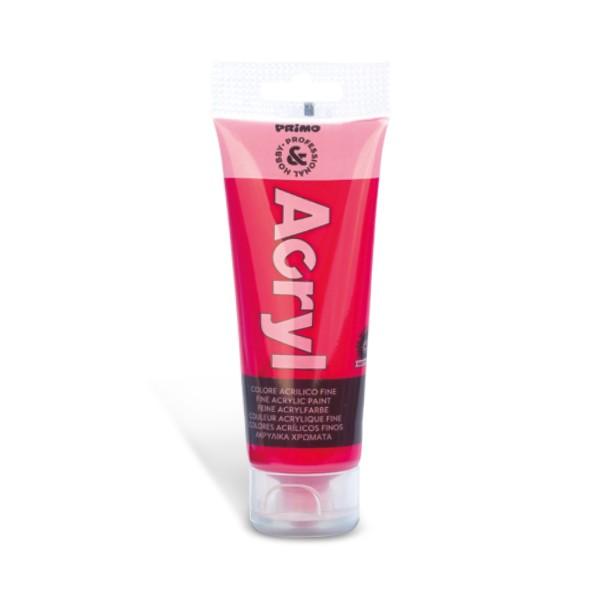 Tempera acrilica Primo 75 ml, magenta