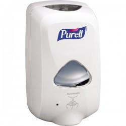 Dozator gel dezinfectant Purell TFX automat, alb