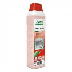 Detergent ecologic pentru spatii sanitare Sanet Perfect, 1 l
