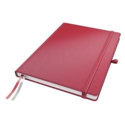 Caiet de birou A4, LEITZ Complete, matematica - rosu