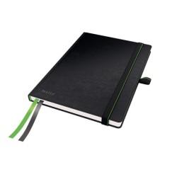 Caiet de birou A5, LEITZ Complete, dictando - negru