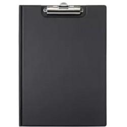 Clipboard dublu Durable Lux, negru