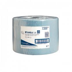Lavete Kimberly-Clark Wypall L20, 1 strat, 1000 portii/rola, albastre