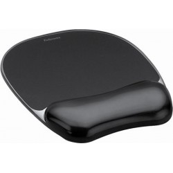 Mouse pad ergonomic Fellowes cu gel Fellowes, negru