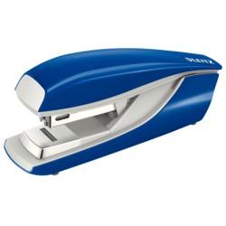 Capsator metalic cu capsă plată Leitz NeXXt Series 5505, albastru