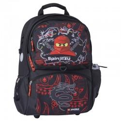 Ghiozdan scoala Freshman + sac sport LEGO Core Line - design NinjaGo Team Ninja