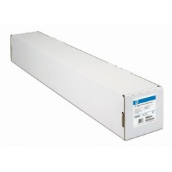 Hartie in rola pentru plotter HP Bright White, 24 x 150, 610 mm x 45.7 m, 90 g/mp