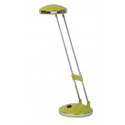 Lampa de birou cu led, 3W, Office Products - verde deschis