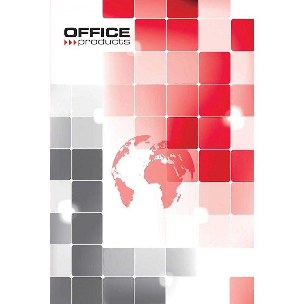 Registru A5, 96 file 70g/mp, coperti carton rigid, Office Products - matematica