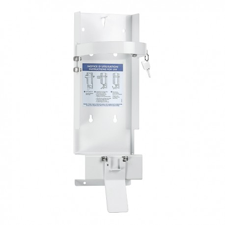 Dozator metalic pentru sapun abraziv, LPK, Alphapak 5000