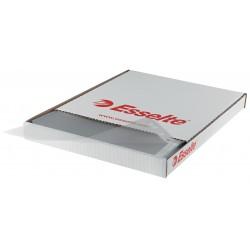 Folie protectie pentru documente, 105 microni, 100folii/cutie, ESSELTE - cristal