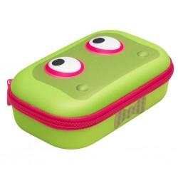 Penar cu fermoar, ZIPIT Beast Storage box - verde